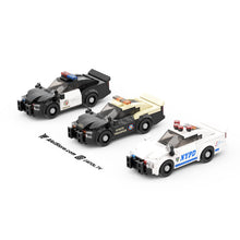 Load image into Gallery viewer, LEGO State Trooper Pursuit Vehicle Instructions
