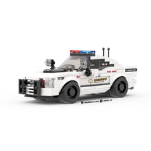 Load image into Gallery viewer, LEGO City Sheriff K-9 Unit Cruiser Instructions