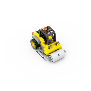 LEGO City Road Roller Instructions