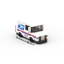 Load image into Gallery viewer, LEGO US Postal Truck Instructions