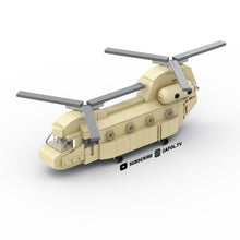 Load image into Gallery viewer, LEGO Micro Chinook Helicopter Instructions