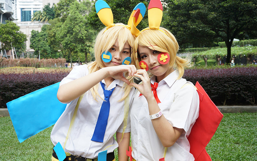 cosplay pokemon