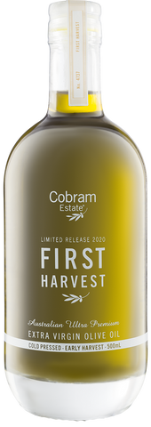 2020 First Harvest EVOO 500ml