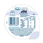 Blueberry Low Fat Yogurt 110g x 4