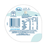 Plain Low Fat Yogurt 110g x 4
