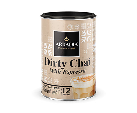 Dirty Chai 240g