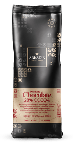 Drinking Chocolate 28% Cocoa 1kg