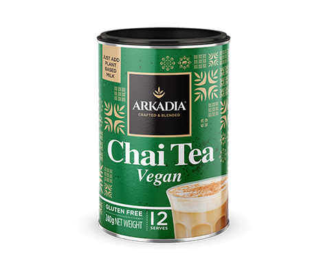 Chai Tea Vegan 240g