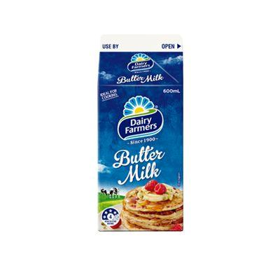 Fresh Buttermilk 600ml
