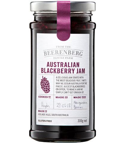 Blackberry Jam 300g