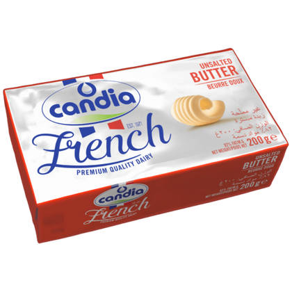 French Unsalted Butter