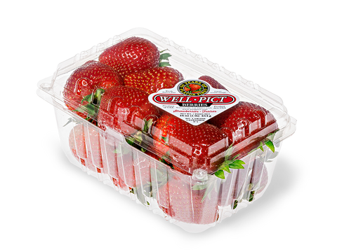 Fresh Strawberries 1lb