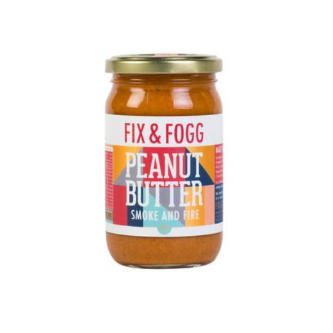 Smoke and Fire Peanut Butter 375g