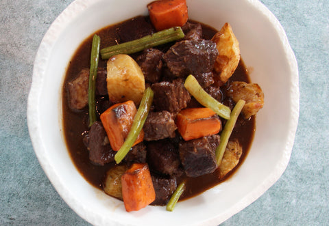 Old Fashioned Beef Stew (4-Servings)