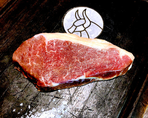 Irish Dry Aged Striploin 250g