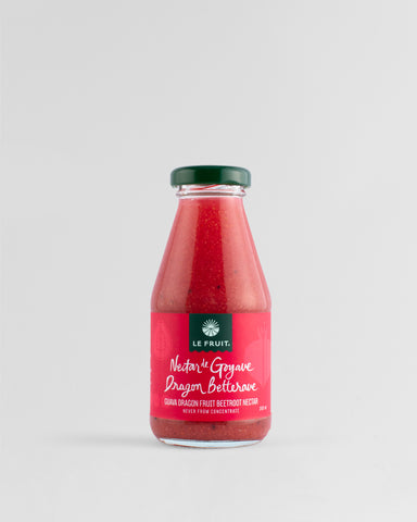 Guava Dragonfruit Beetroot Nectar 260ml x 2