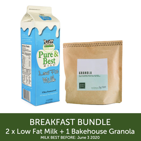 Healthy Breakfast Bundle #1