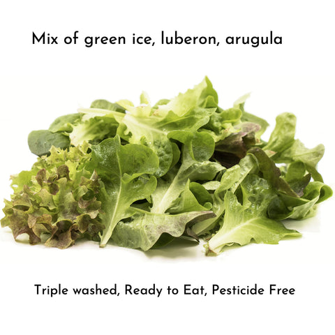 Mixed Greens with Arugula 170g