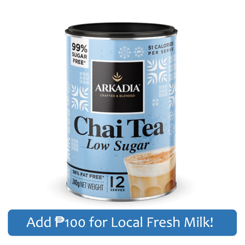 Chai Tea Low Sugar 240g