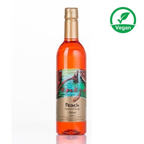 Peach Syrup 750ml