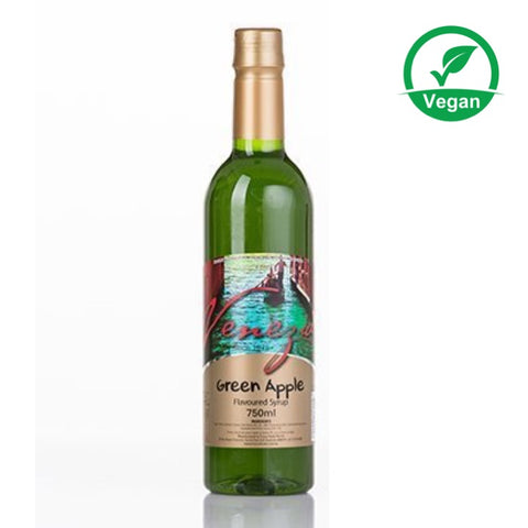Green Apple Syrup 750ml
