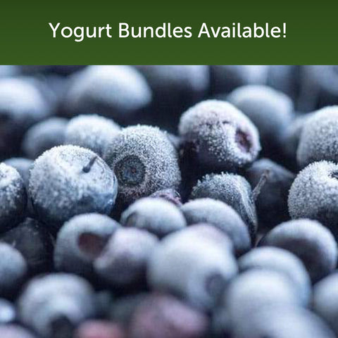 Whole Blueberries (Frozen) 1kg