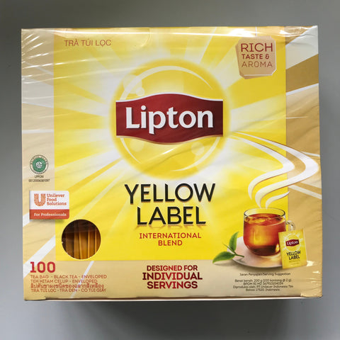 Lipon Yellow Label Tea