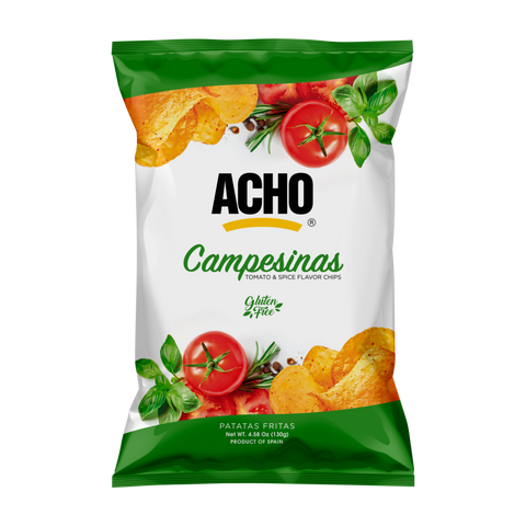 Tomato and Spice Chips 130g