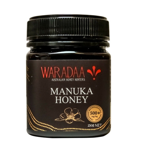 LIMITED: Manuka Honey (MGO500+) 250g