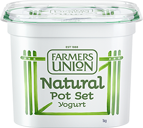 Farmers Union Pot Set Yogurt 1kg