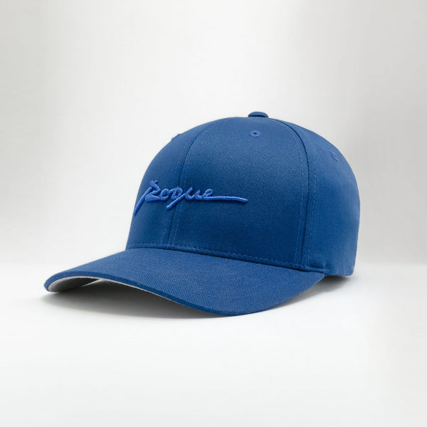 Rogue Structured Twill Cap (Royal Blue)