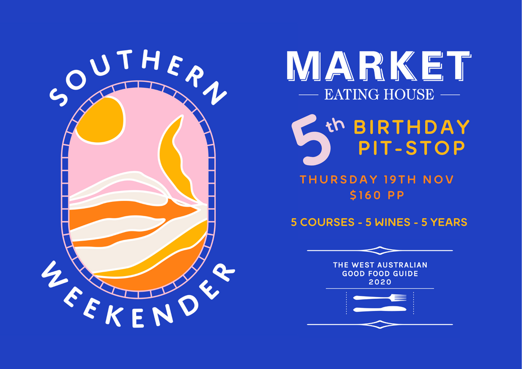 WAGFG 'Southern Weekender' 5th Birthday Celebration