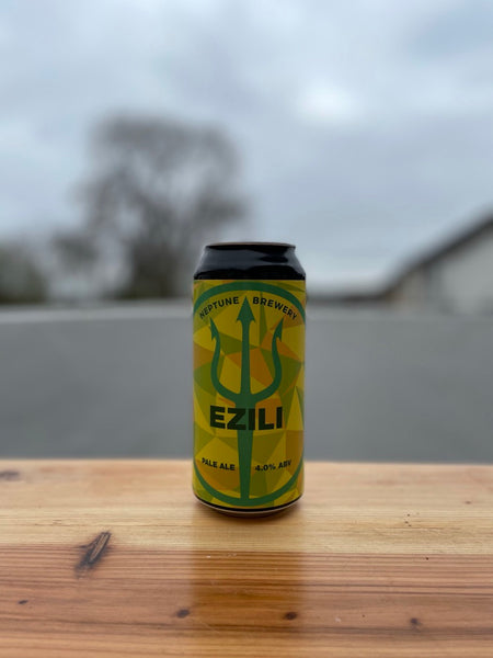 Ezili by Neptune -  4.0% IPA - 440ml Can