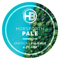 Horsforth Pale - American Pale Ale - 4.5% - 5 litre Bag in Boxes