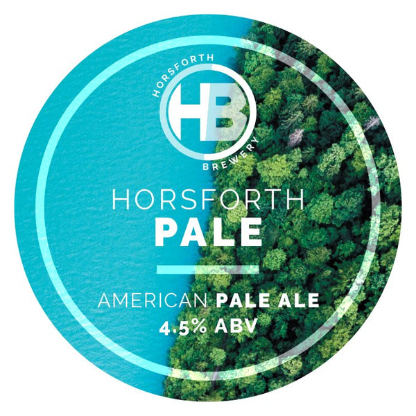 Horsforth Pale Keg