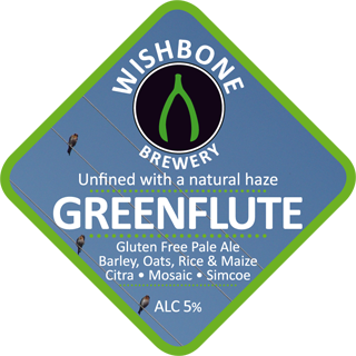Green Flute Keg by Wishbone
