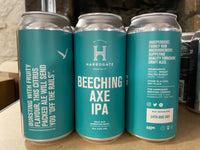 Harrogate Brewing's Beeching Axe - 5.2% Single Hopped Citra IPA - 440ml Can