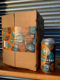 El Calavera - 4% Mexican Pale - Box of 12 440ml Can