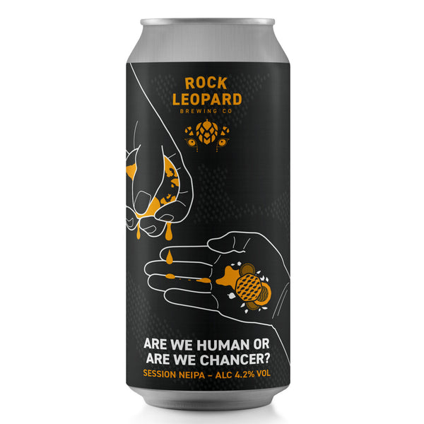 Are we Human or are we Chancer -  4.2% - 440ml Can