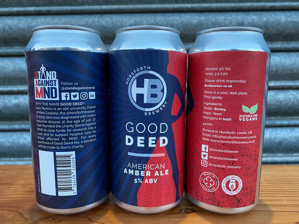 Good Deed -  5.0% - 440ml Can