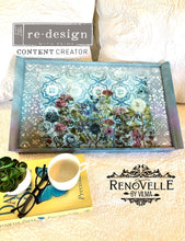 Load image into Gallery viewer, Redesign Decoupage Rice Paper- Moonlight Garden
