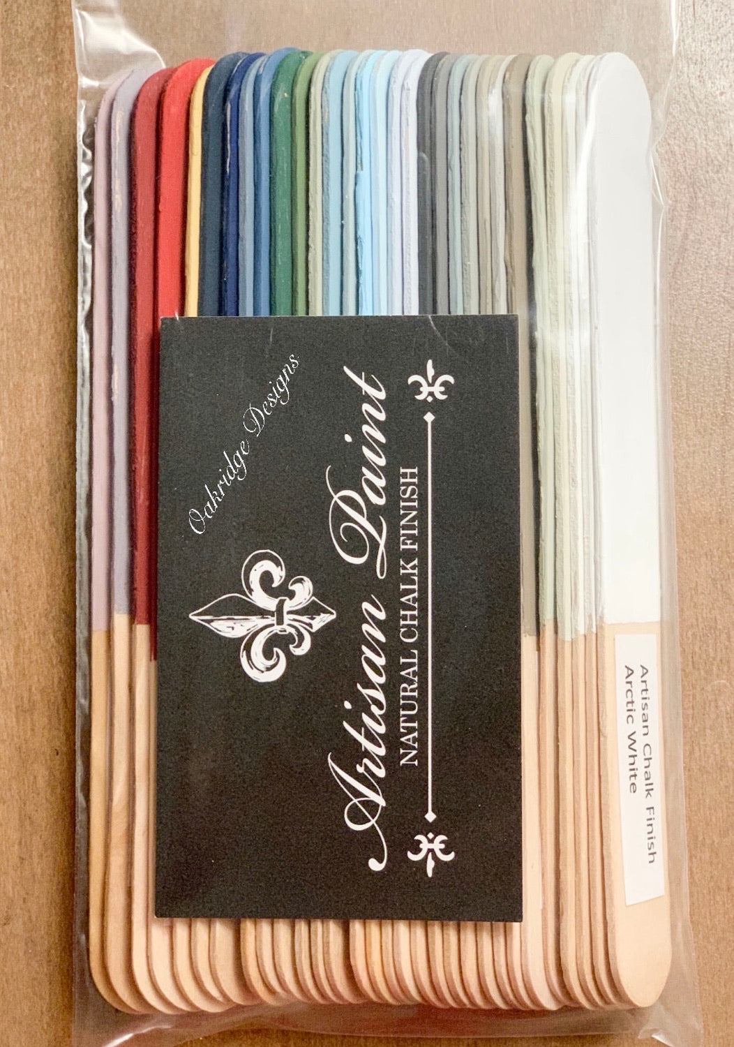 Artisan Chalk Paint Swatch Set