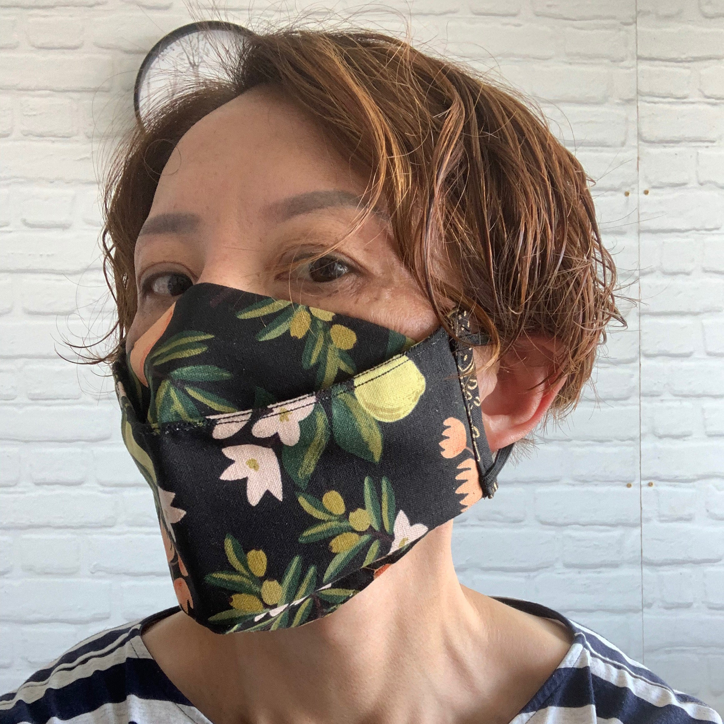 Three Layer Fabrick Face Mask