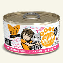 Load image into Gallery viewer, WERUVA BFF TUNA/SALM SOUL CAT CAN 5.5OZ