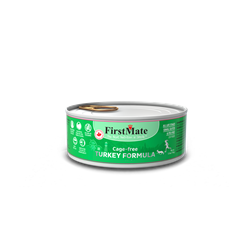 FIRST MATE TURKEY CAT CAN 5.5OZ