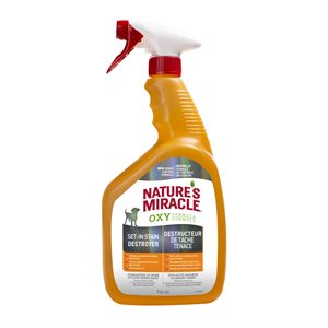 NATURES MIRACLE OXY FORMULA DOG 946ML