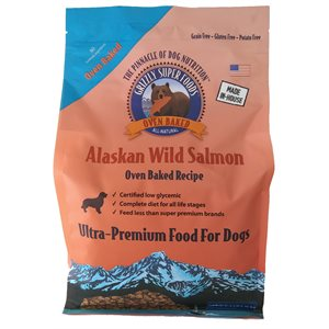 GRIZZLY SUPER FOOD BAKED SALMON 3LB