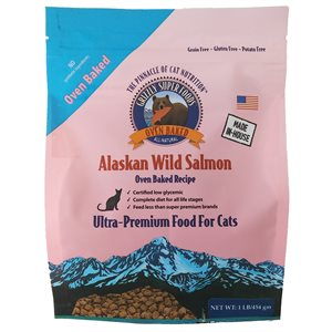 GRIZZLY SUPER FOOD BAKED SALMON CAT 3LB