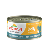 ALMO CAT DAILY TUNA/MACKEREL 70G