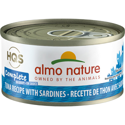 ALMO CAT COMP TUNA/SARD 70G